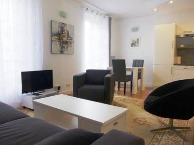 """Photo for """"Arc de Triomphe"""" is just next door- Bright apt with elevator – 4 guests"""