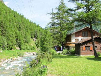 Photo for Vacation home Residenz Edelweiss (SAB110) in Saas-Balen - 4 persons, 1 bedrooms