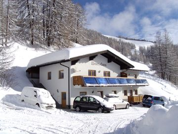 Apartments directly at the lift