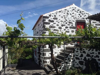 Photo for CASA ANJOS Adorable Self Catering Cottage Ocean Views in Rural Azores