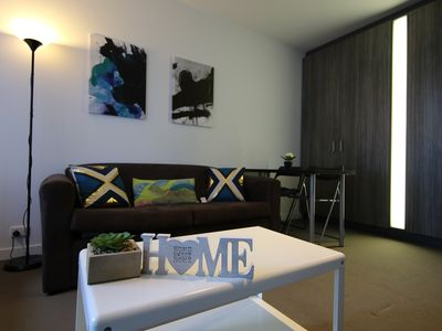 Photo for Relax11ng & Comfy CBD Studio Apartment