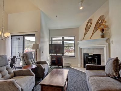 Photo for Perfectly Located 1Br+loft 2Ba-Close to Lifts & Downtown