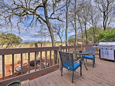 Photo for NEW! Home w/Fire Pit & Deck - 3 Mi. to Kyle Field!