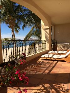 Photo for True Beach Front Condo With Incredible Unobstructed Views