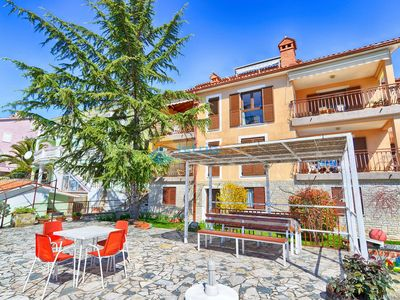 Photo for Apartment 629/1565 (Istria - Rabac), Family holiday, 750m from the beach