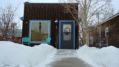 421 5th Street-located behind the Moose Creek Cafe. Look for the moose on Main!