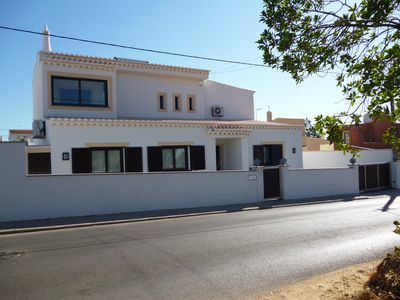 Photo for Stunning luxury villa with sea view and swimming pool, barbecue and solarium