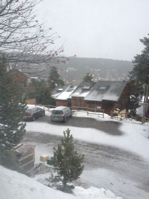 Photo for CHALET 200 meters from the slopes
