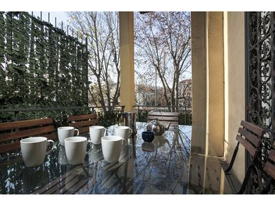 Photo for TEVERE MARZIO - Beautiful view on the Tiber