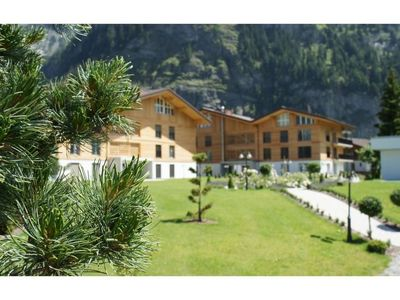 Photo for Apartment Victoria Alpine Park in Kandersteg - 4 persons, 2 bedrooms