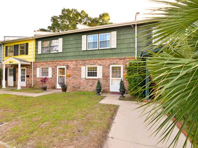 JUST REMODELED!  1/2 Block to Beach * Fenced Yard * Wi-Fi * Pet Friendly!