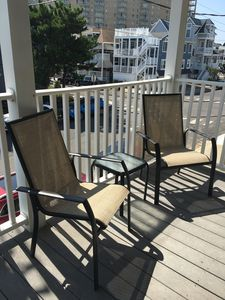 Photo for Gardens Beach Block In Beautiful Ocean City-Feet To The Beach