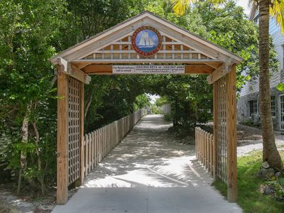 Photo for Schooner's Landing Ocean Club - Ocean Front - Townhouse #4, Man-O-War Cay, Abaco