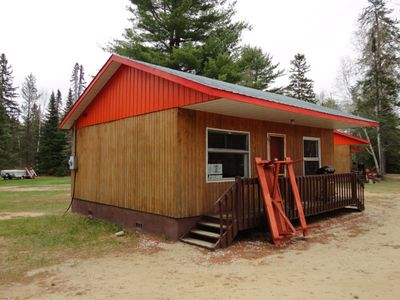 Photo for 2BR Chalet Vacation Rental in Grand-Remous, QC