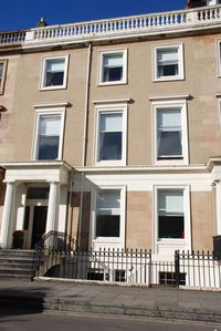Photo for 2 Bed Flat In Exclusive Enclave With Private Entrance And Leafy Setting