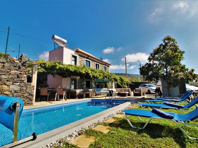 Photo for Villa Santa Cruz With Private Pool Madeira Style