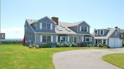 Photo for Grand Waterfront Beach House - Ocean Ave Falmouth