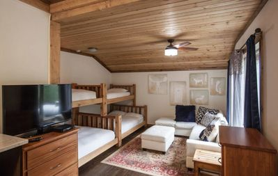 Photo for Base Camp Guest House - Black Bear Suite