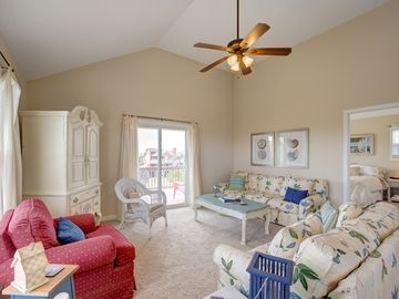 Beachy & Beautiful in Avon's Kinnakeet Shores 4Br-4 Masters! Outerbanks!!