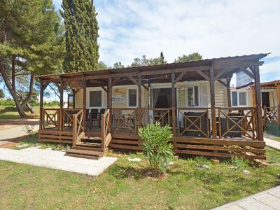 Photo for 3 bedroom Villa, sleeps 6 in Štinjan with Air Con and WiFi