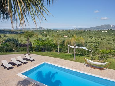 Photo for Palm Luxury Villa in Zakynthos, Romiri