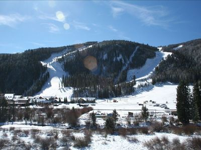 Photo for Keystone Mountain Condo with 3 Transferable lift passes per day