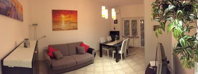 Photo for Cozy three-room apartment near the center of Rome!