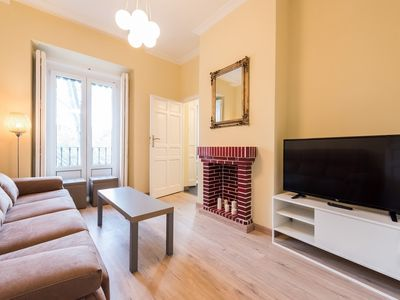 Photo for Apartment 267 m from the center of Madrid with Internet, Air conditioning, Balcony (672748)