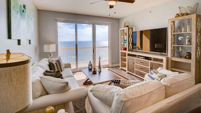 Photo for Luxurious 21st Floor Unit at Calypso ~ Easy walk to Pier Park