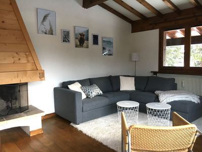 Photo for Apartment at the foot of the slopes of Mont D'Arbois