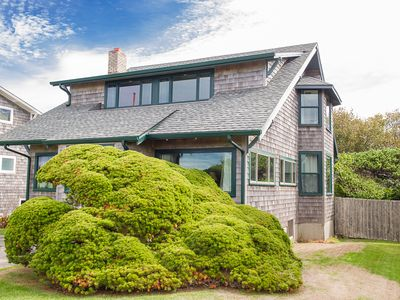 Photo for Pet friendly oceanfront home in Seaside with great access to the prom!