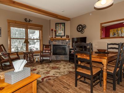 Photo for Gorgeous Slope Views, Updated Kitchen & Bathrooms, King Bed, Free WIFI