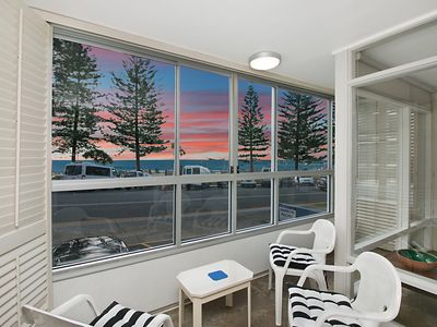 Photo for Rainbow Pacific Unit 2 - Right on the beach in Rainbow Bay Coolangatta Gold Coast