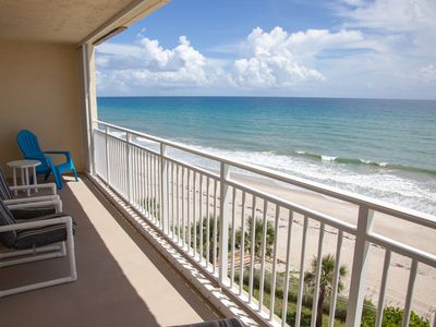 Photo for Beachfront Vacation Rental, Well maintained & great natural lighting,Ocean views