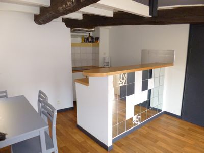 Photo for lovely 43 sqm tourist apartment in the heart of the historic center