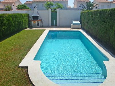 Photo for Apartment in Mont-roig del Camp with Parking, Internet, Washing machine, Pool (89247)