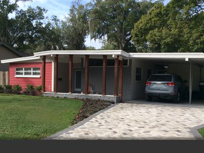 Photo for Mid-Century Chic in Old Orlando's College Park