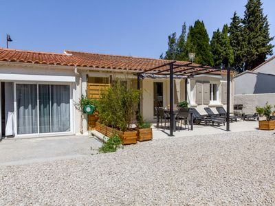 Photo for Vacation home Le jardin des Craoux in Morieres les Avignon - 6 persons, 3 bedrooms