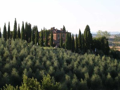 Photo for Podere Tresa border Umbria and Tuscany for families and groups of friends