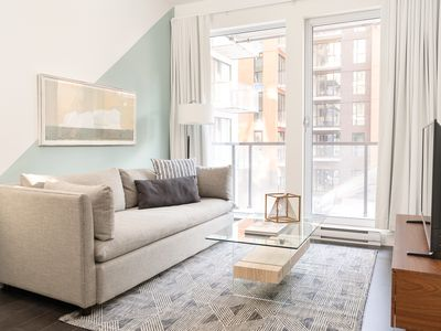 Photo for Sonder | Richmond Ave | Sleek 1BR + Sleeper Sofa