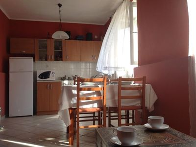 Photo for Apartment in the center of Vela Luka with Internet, Air conditioning (428444)
