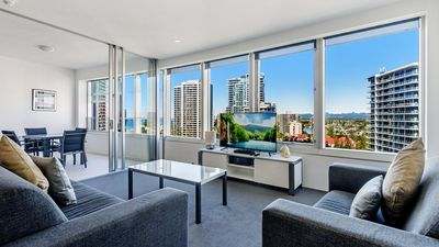 Photo for Iconic Q Surfers Paradise 1 Bedroom
