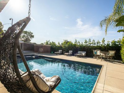 Photo for Luxury Gated Mission Bay Estate with Resort Style Pool!