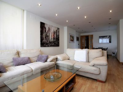 Photo for A793 - Entrenaranjos - Apartment for 8 people in Benidorm
