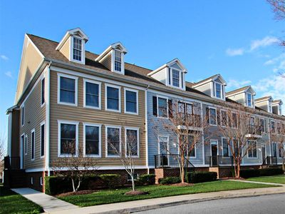 Photo for 4 BR / 4 BA townhome in Ocean View, Sleeps 12