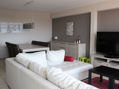 Photo for Sunny apartment near the sea and dunes