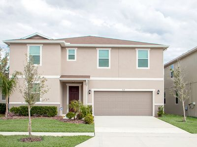 Photo for CRYSTAL COVE 917EG-5BEDROOMS-4.5BATH-12PEOPLE-CLOSE TO ALL DISNEY PARKS-RESTAURANTS-SUPERMARKETS.