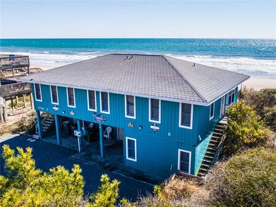 Photo for FINS 2: 3 BR / 3 BA oceanfront in Surf City, Sleeps 8