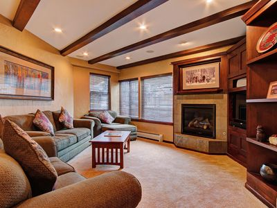 Photo for FREE SkyCard Activities - Spacious Condo, Walk to Ski Lifts, Outdoor Pool/Hot Tubs - The Lift C12