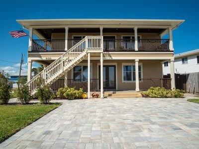 Photo for Winter Availability- 900 Beach House- 3/2 Upstairs Home-Steps to the beach